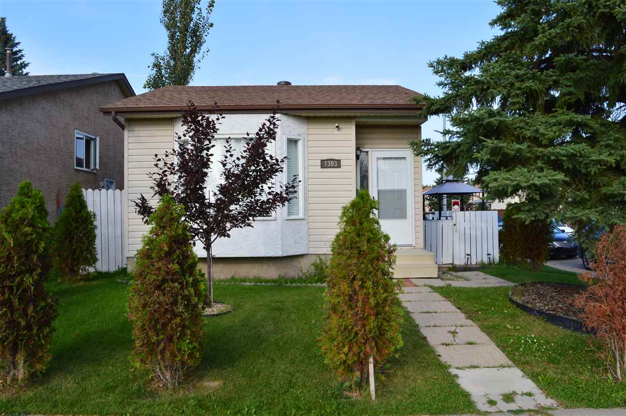 MLS® listing #E4169672 for sale located at 7303 184 Street