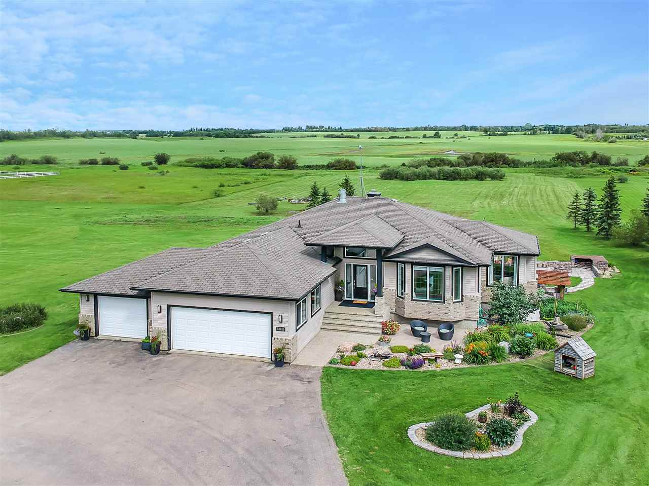 MLS® listing #E4169739 for sale located at 53045 RGE RD 225