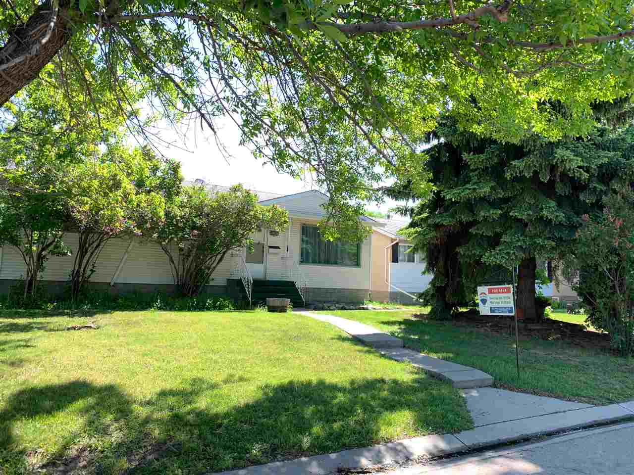 MLS® listing #E4169778 for sale located at 10747 149 Street