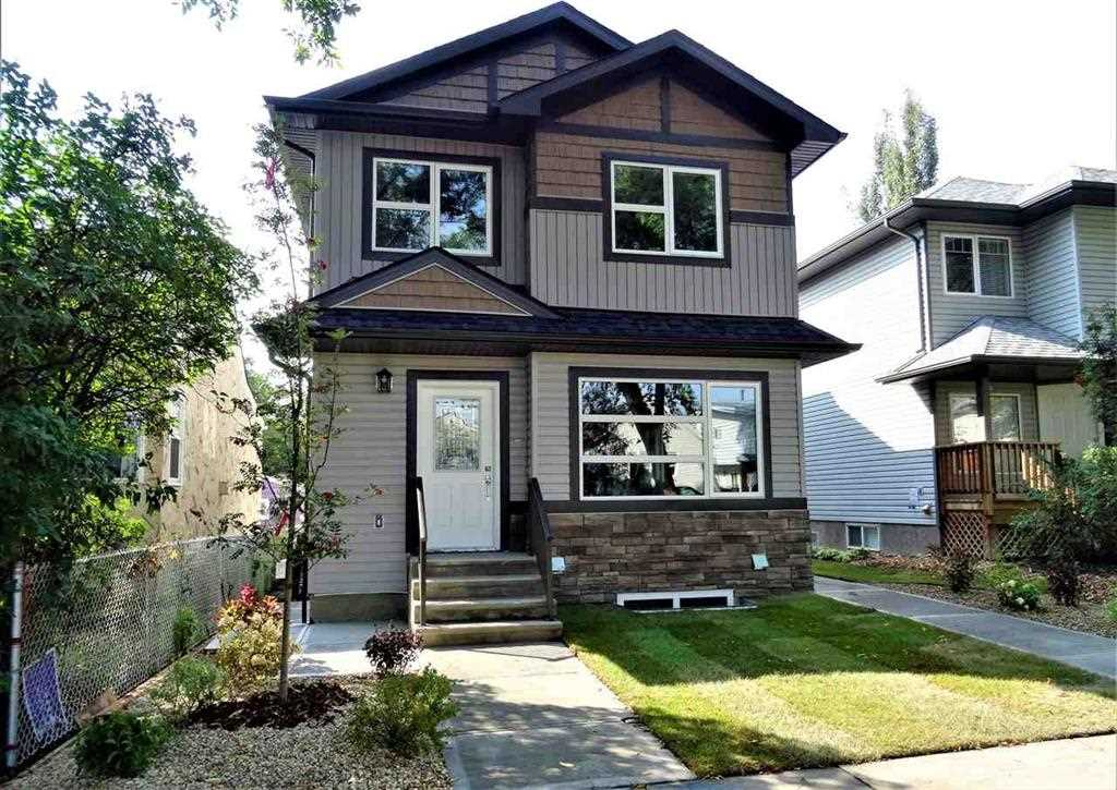 MLS® listing #E4169788 for sale located at 9717 81 Avenue