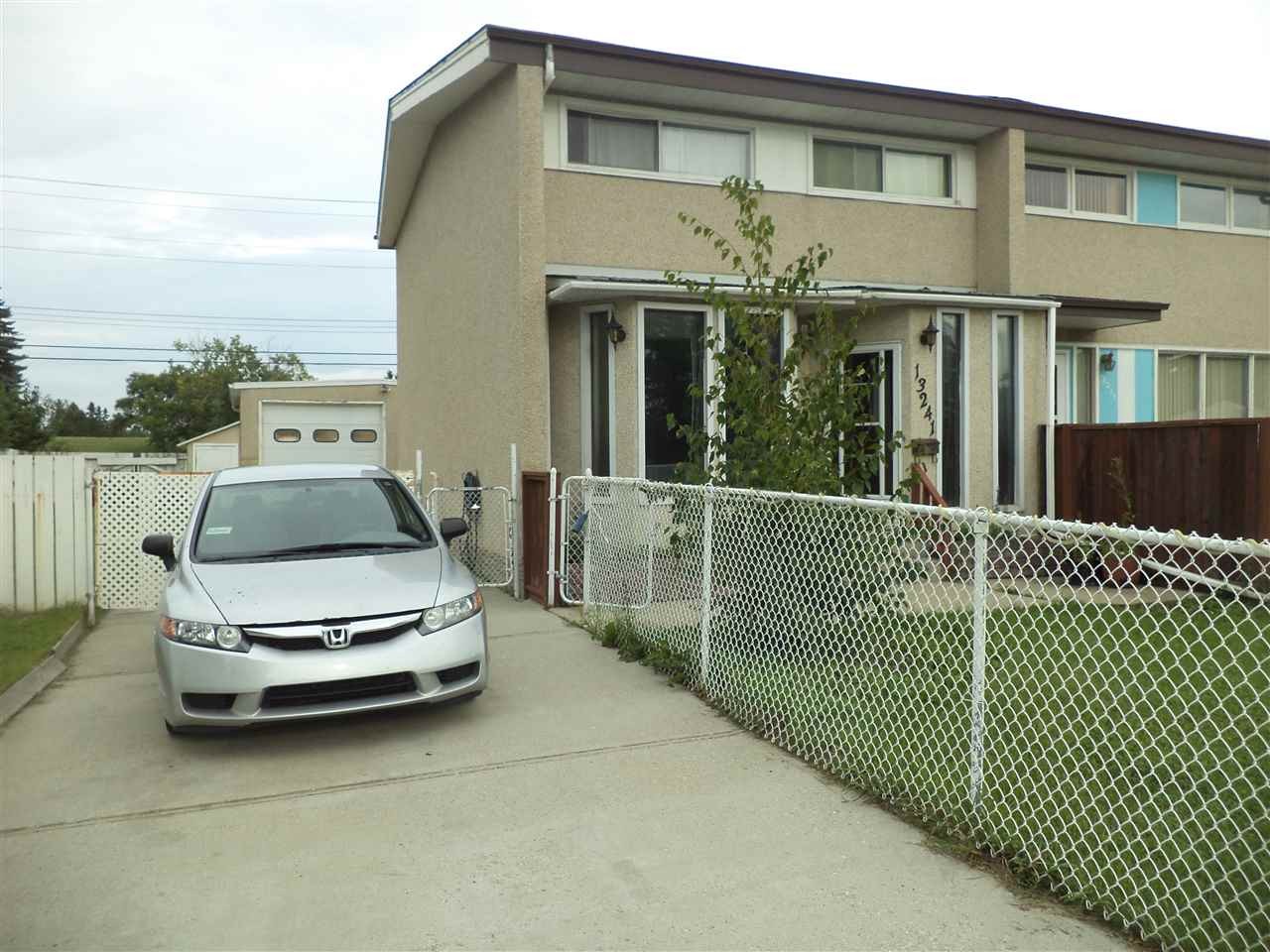 MLS® listing #E4169833 for sale located at 13241 109 Street