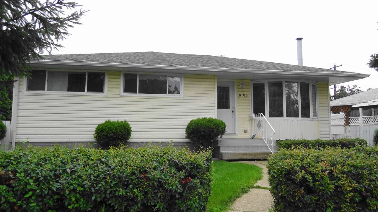 MLS® listing #E4169836 for sale located at 8106 156 Street