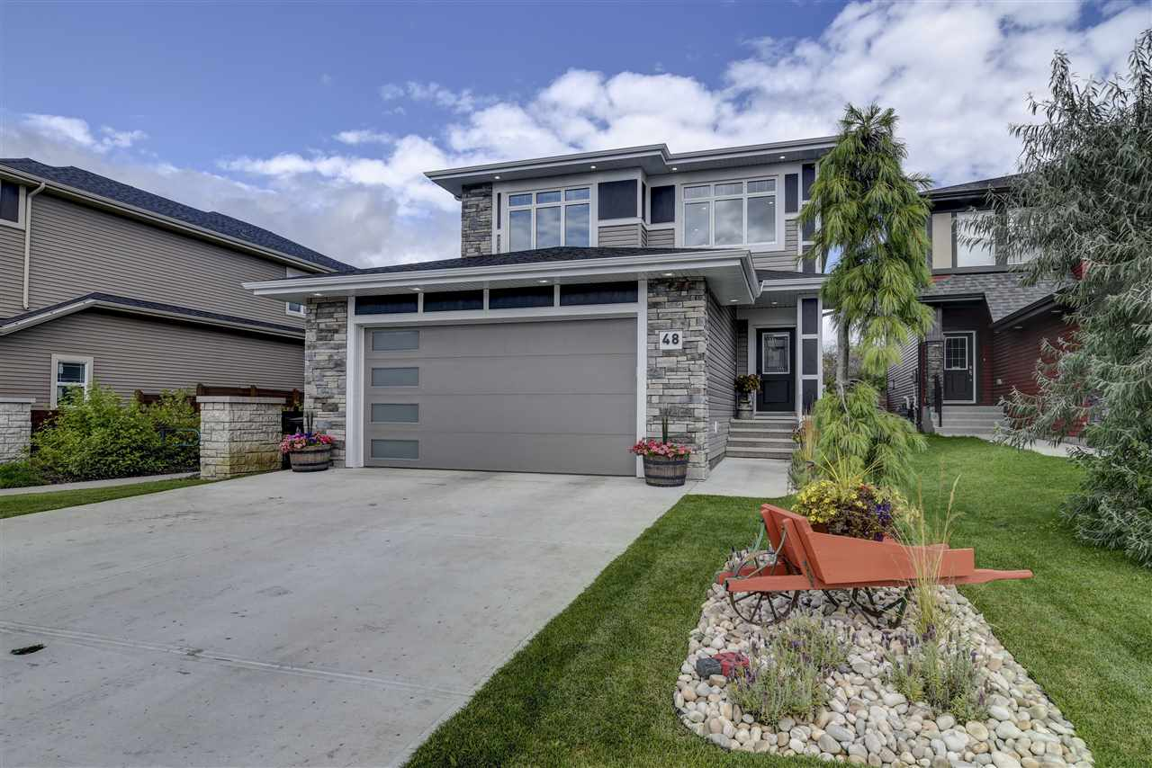 MLS® listing #E4169846 for sale located at 48 Kensington Close