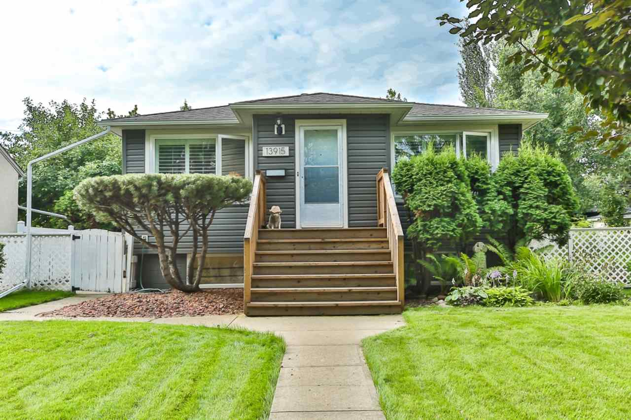 MLS® listing #E4169847 for sale located at 13915 107A Avenue