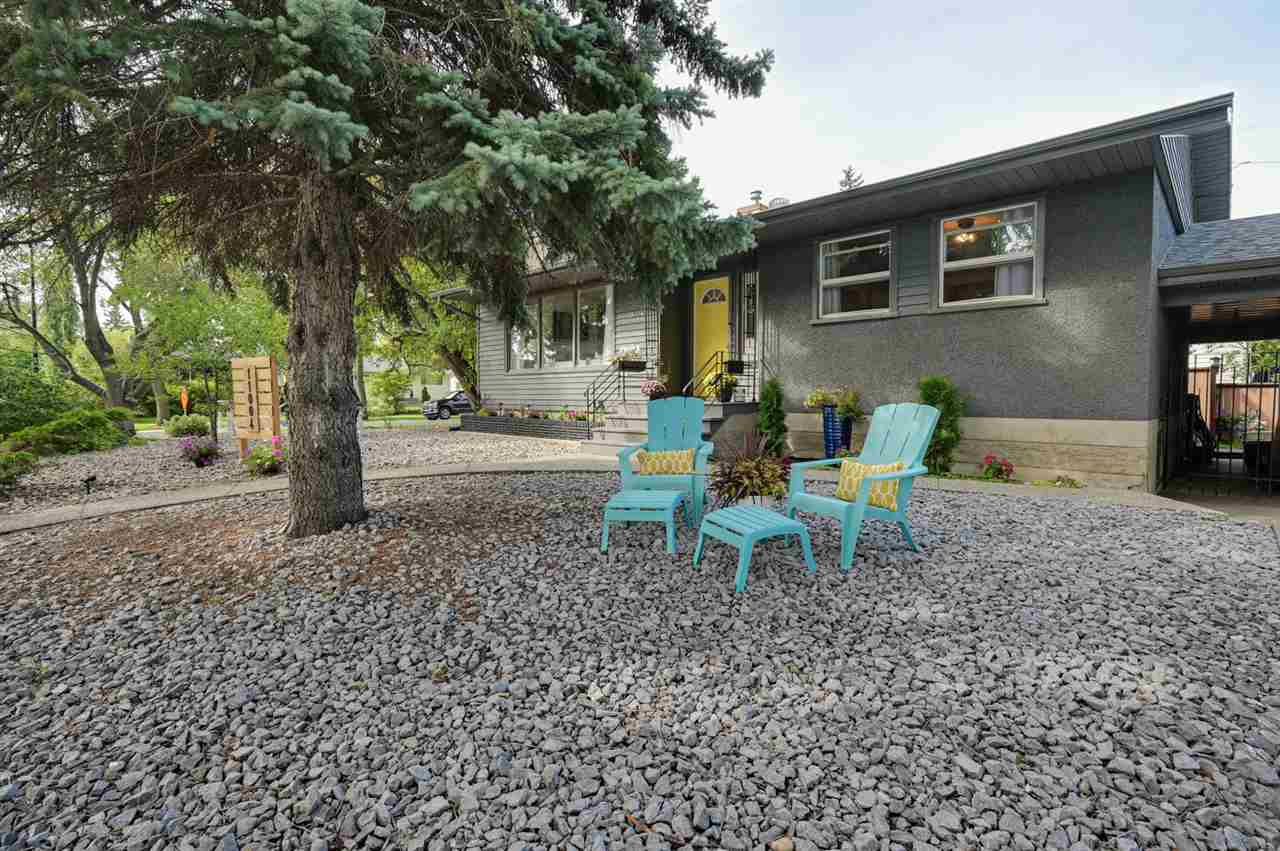 MLS® listing #E4169872 for sale located at 11004 133 Street