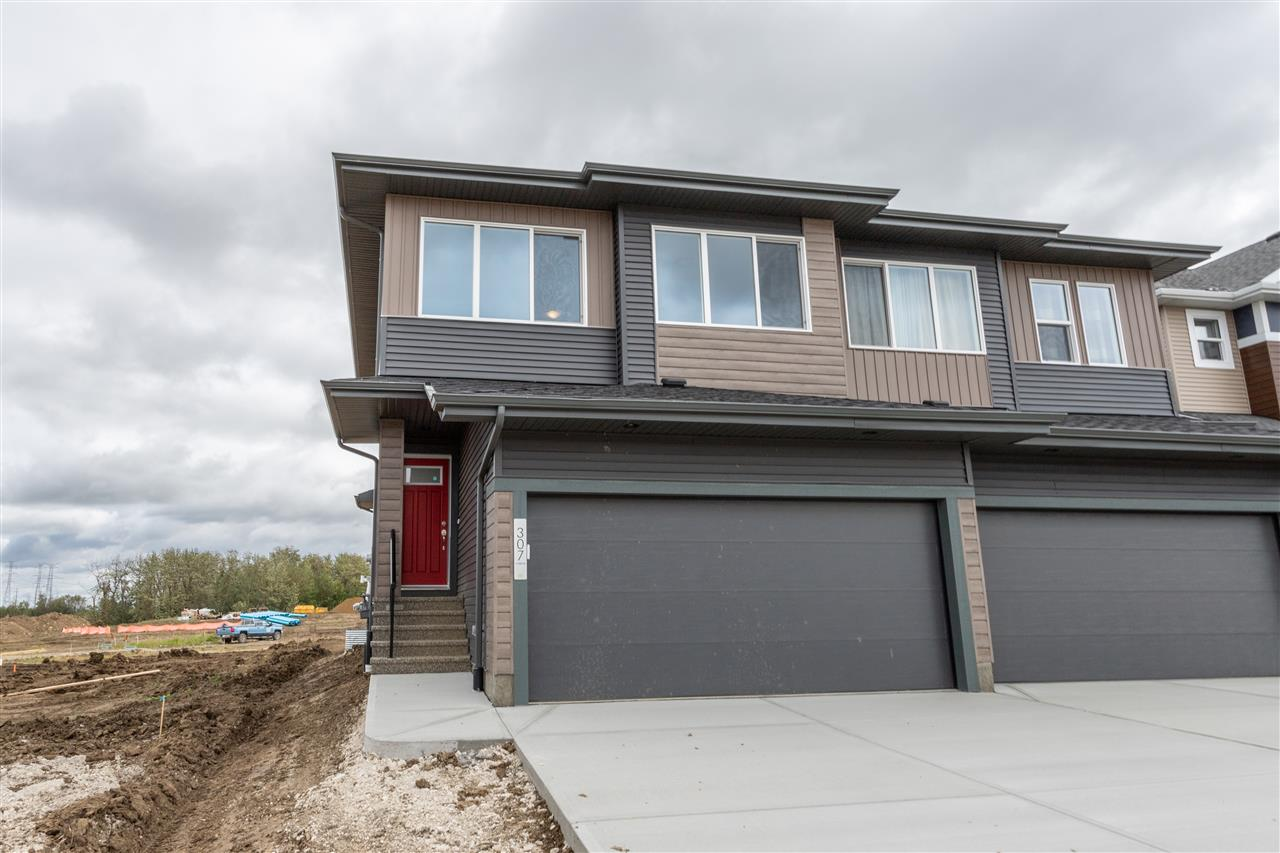 MLS® listing #E4169876 for sale located at 307 41 Street