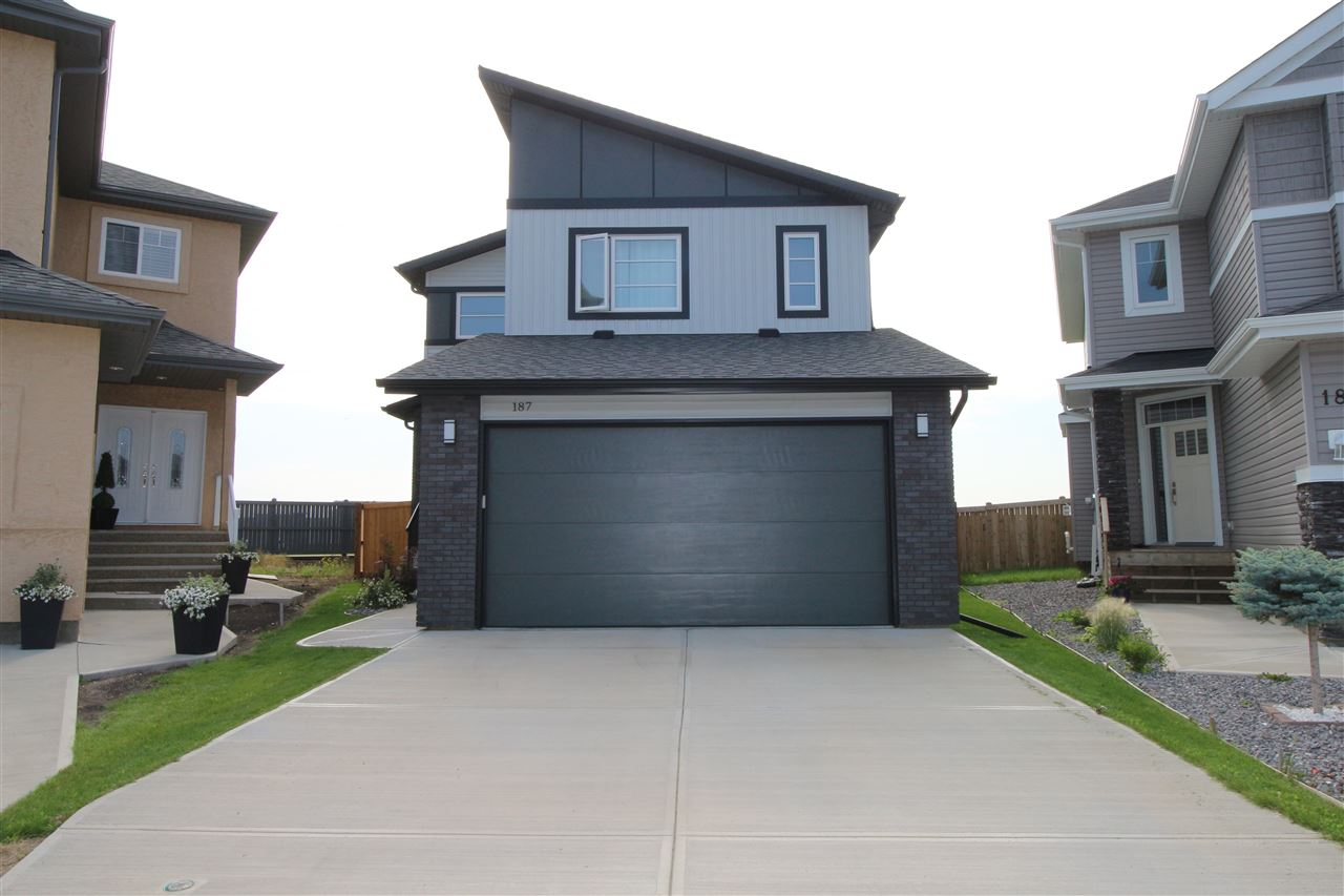 MLS® listing #E4169887 for sale located at 187 ALBANY Drive