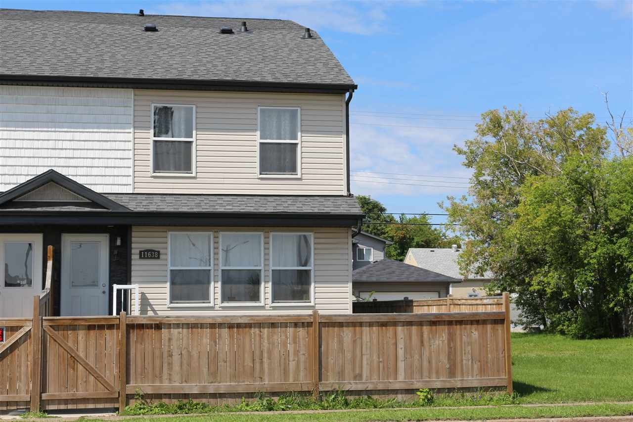 MLS® listing #E4169889 for sale located at 11638 80 Street