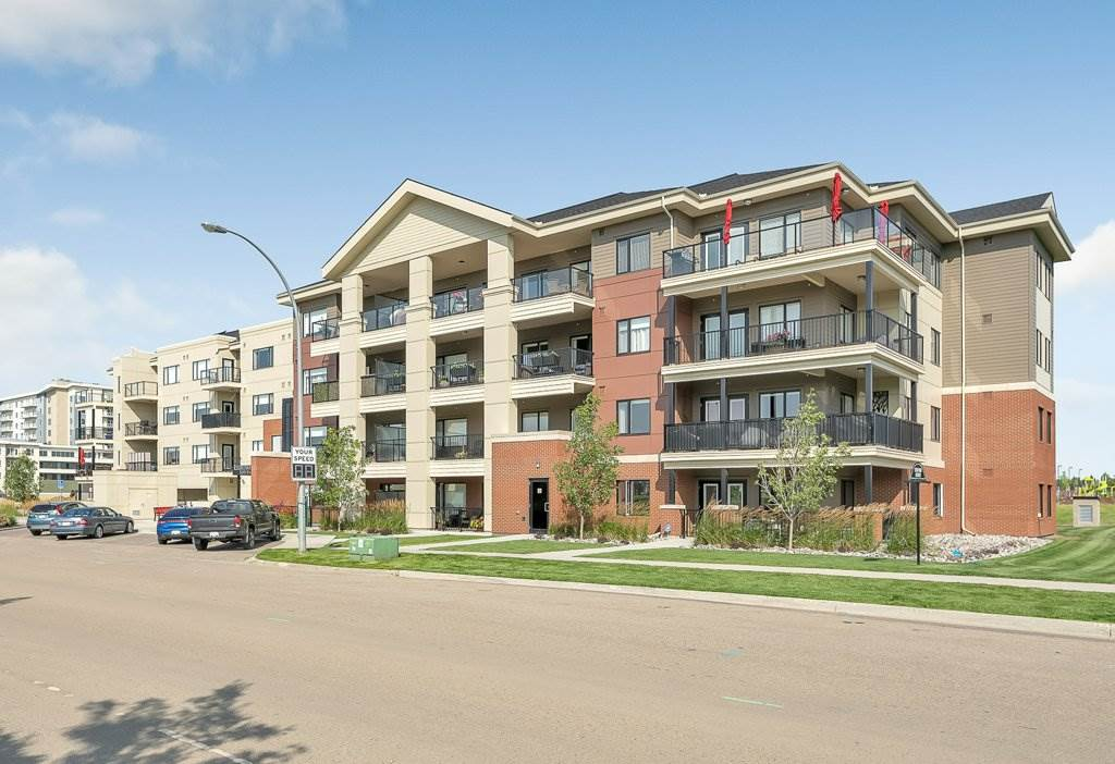 MLS® listing #E4169891 for sale located at 202 5001 Eton Boulevard
