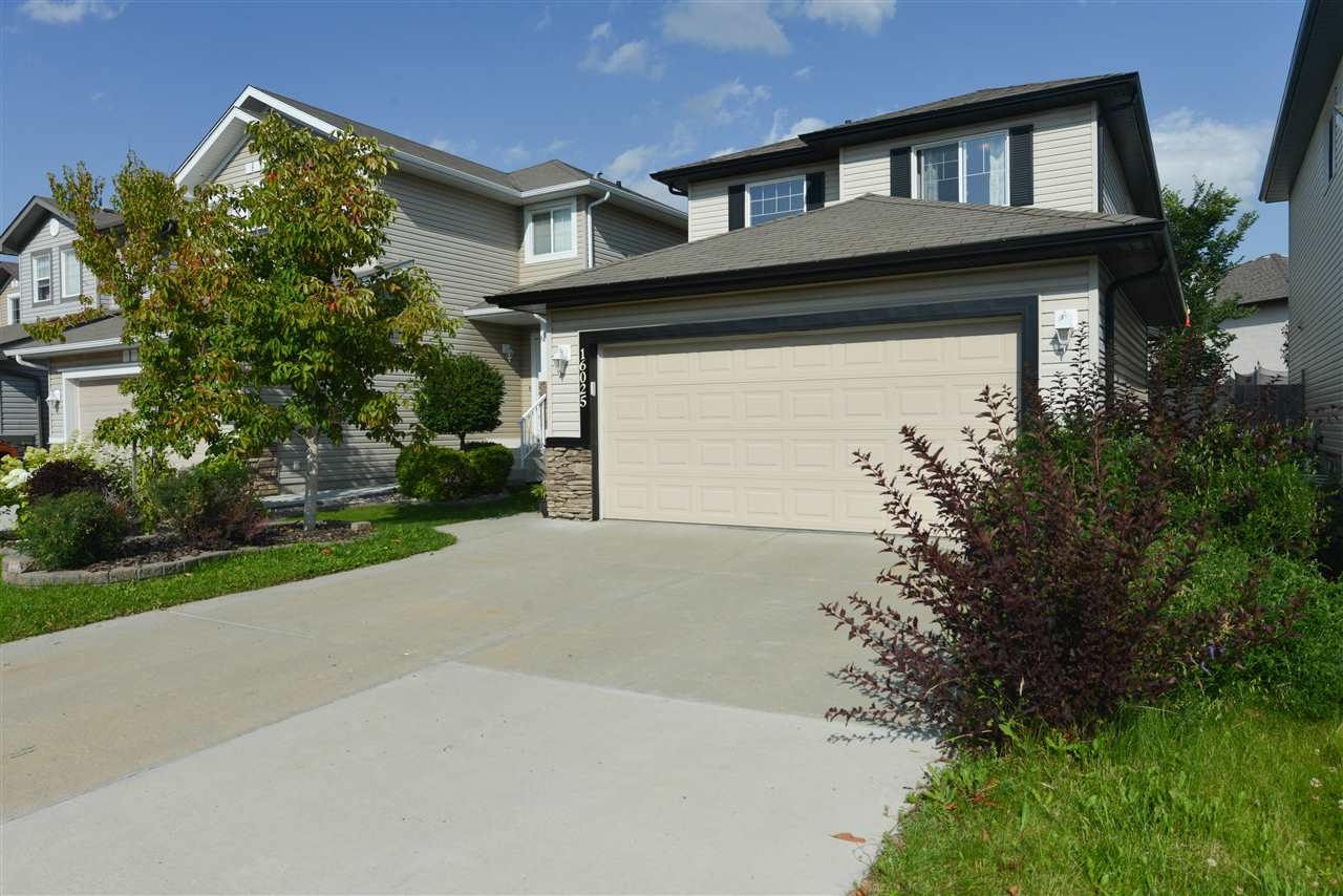 MLS® listing #E4169899 for sale located at 16025 137A Street