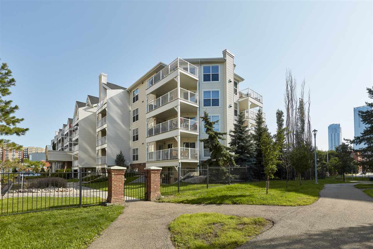 MLS® listing #E4169916 for sale located at 101 10311 111 Street