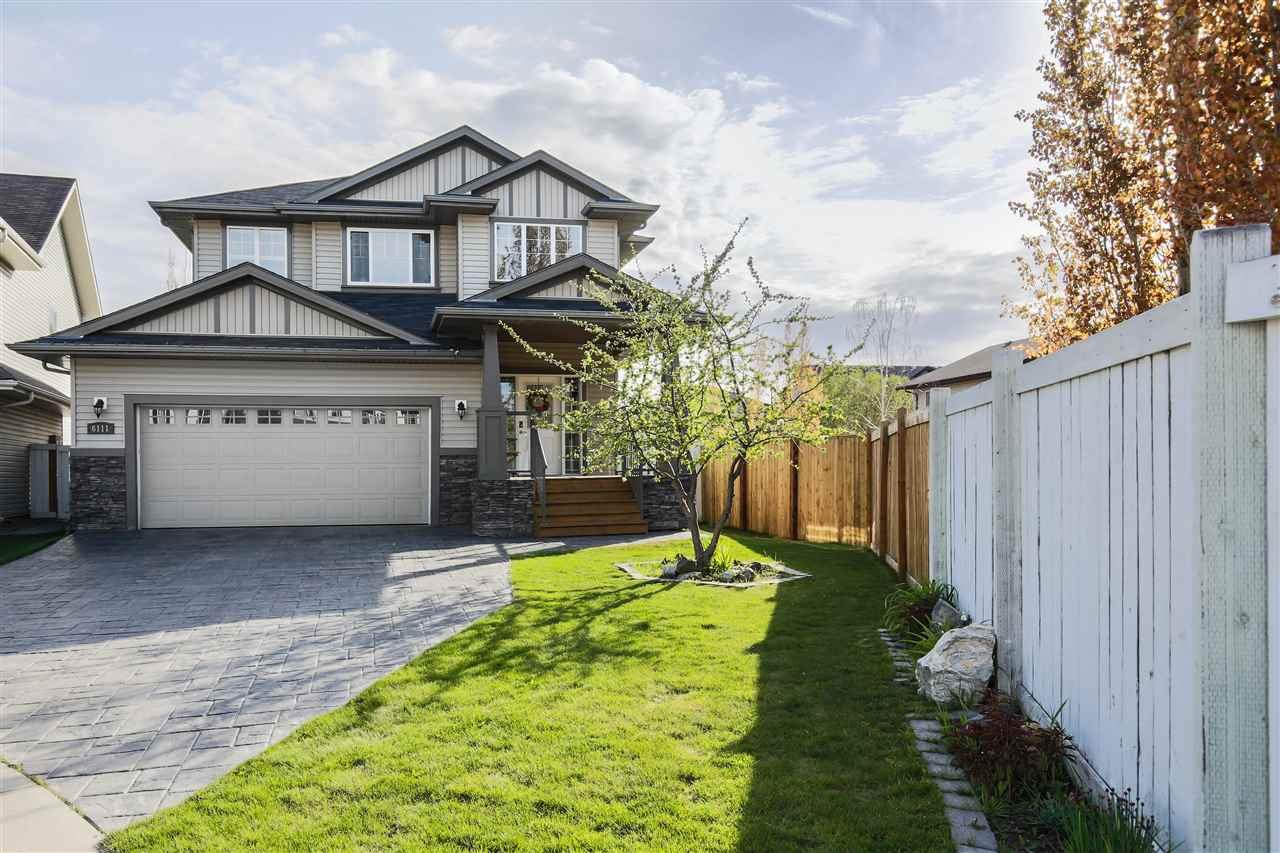 MLS® listing #E4169931 for sale located at 6111 STINSON Way