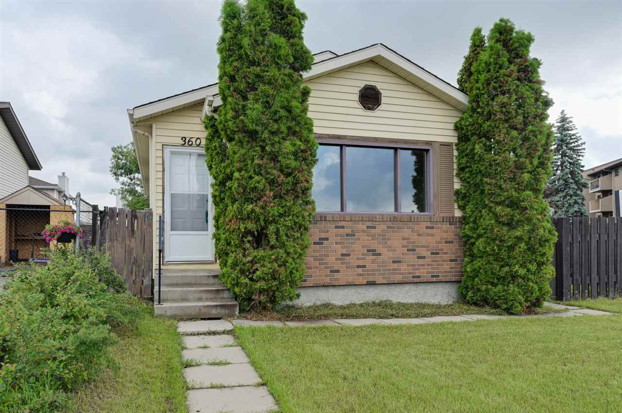 MLS® listing #E4169941 for sale located at 3604 146 Avenue