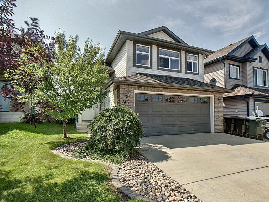 MLS® listing #E4169961 for sale located at 143 Chestermere Crescent