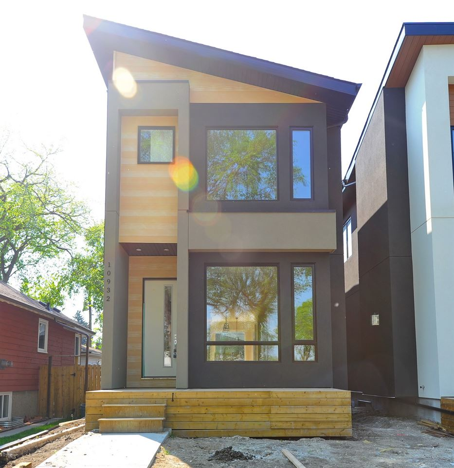 MLS® listing #E4169971 for sale located at 10932 129 Street