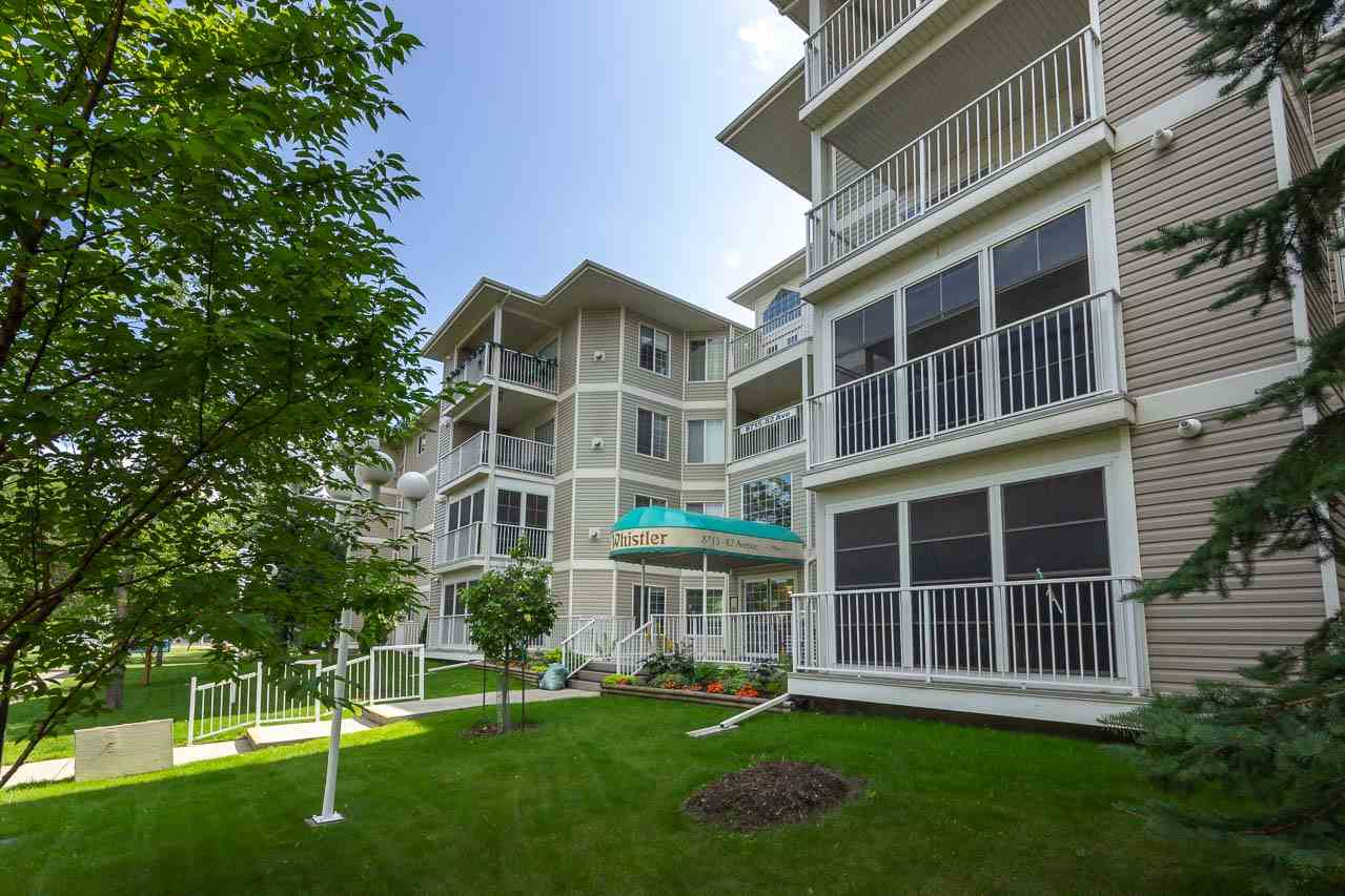 MLS® listing #E4170010 for sale located at 207 8715 82 Avenue