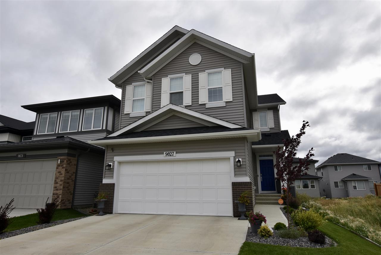 MLS® listing #E4170014 for sale located at 9827 225 Street