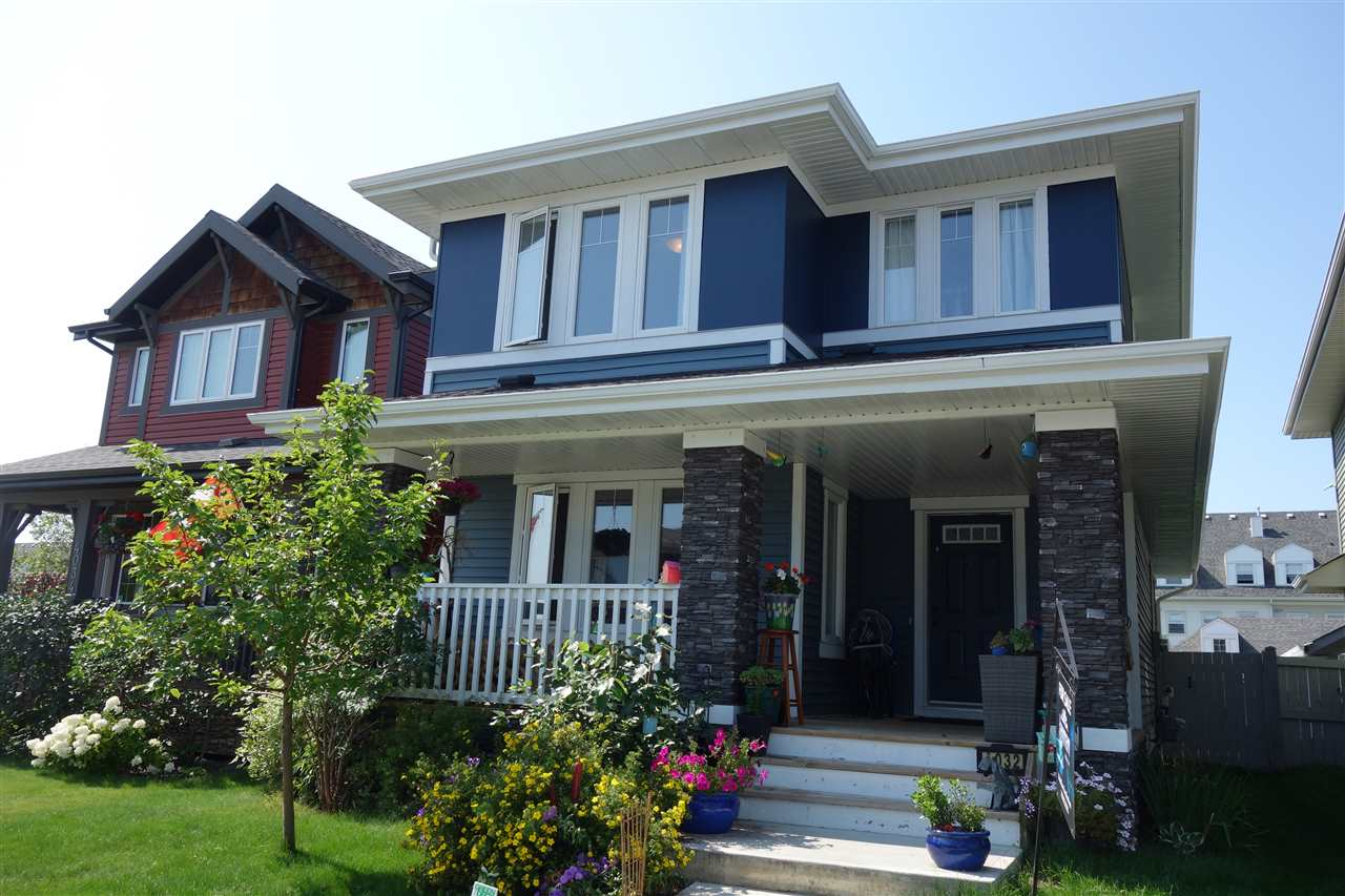 MLS® listing #E4170059 for sale located at 4032 MORRISON Way