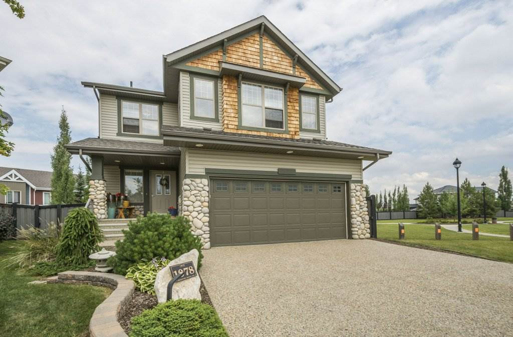 MLS® listing #E4170075 for sale located at 1078 MCKINNEY Green