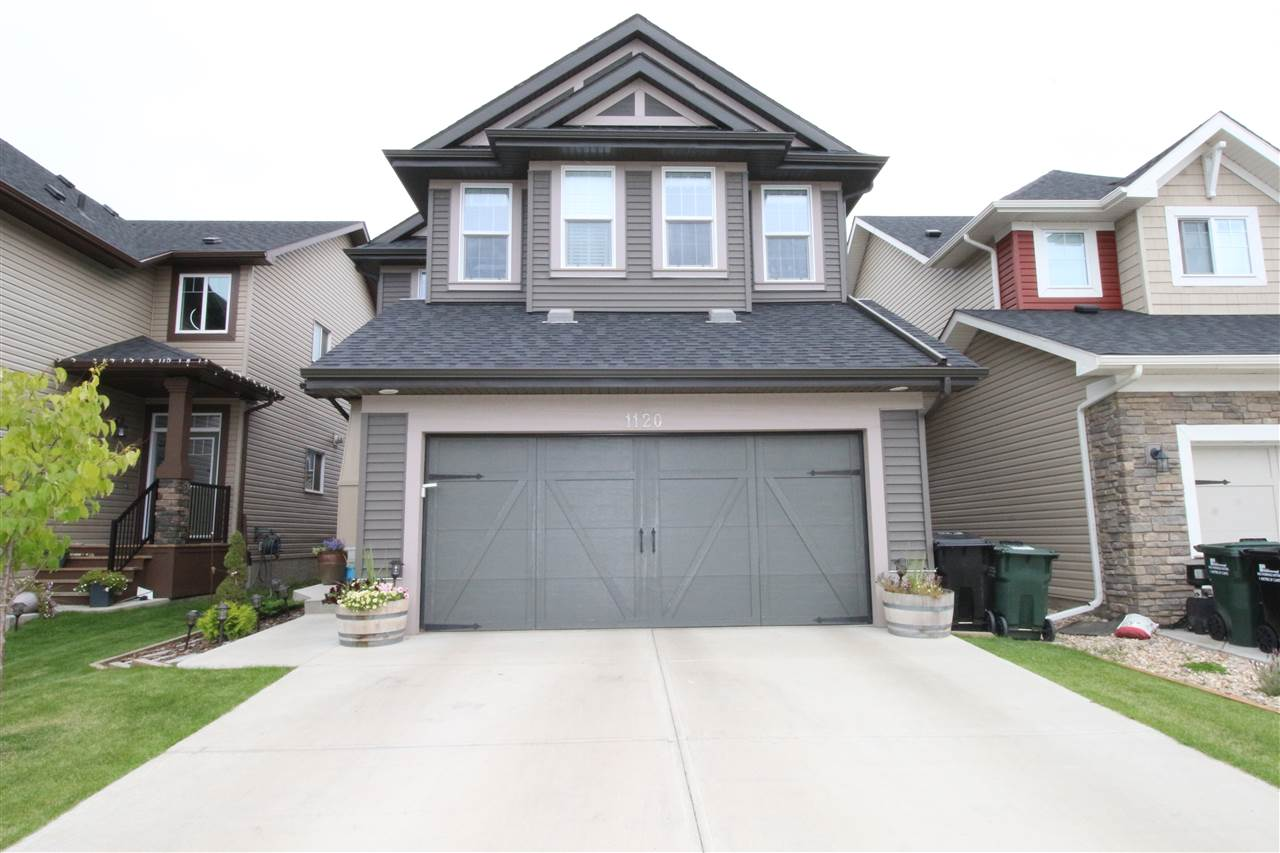 MLS® listing #E4170082 for sale located at 1120 ALLENDALE Crescent