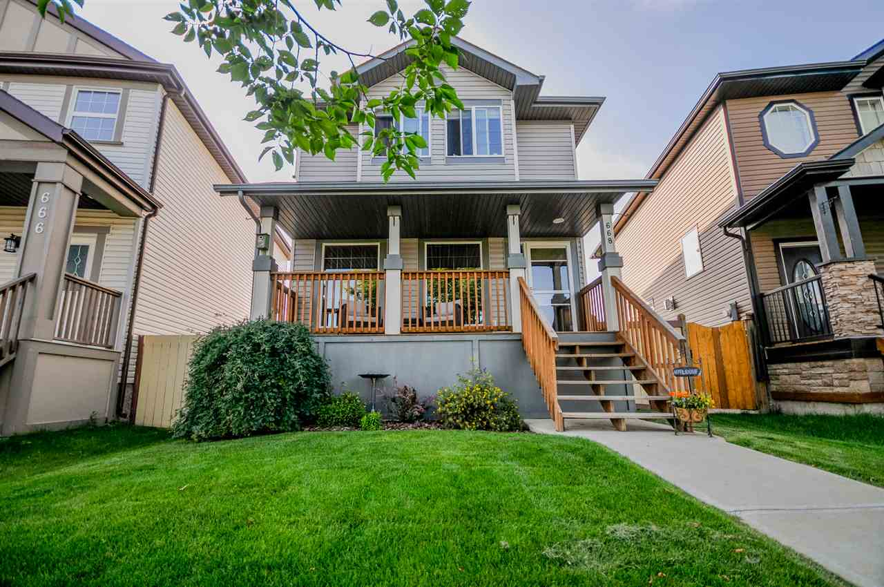 MLS® listing #E4170092 for sale located at 668 Songhurst Wynd