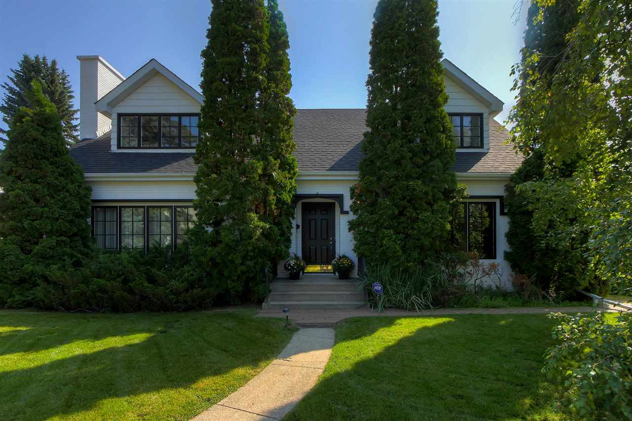 MLS® listing #E4170105 for sale located at 6315 132 Street