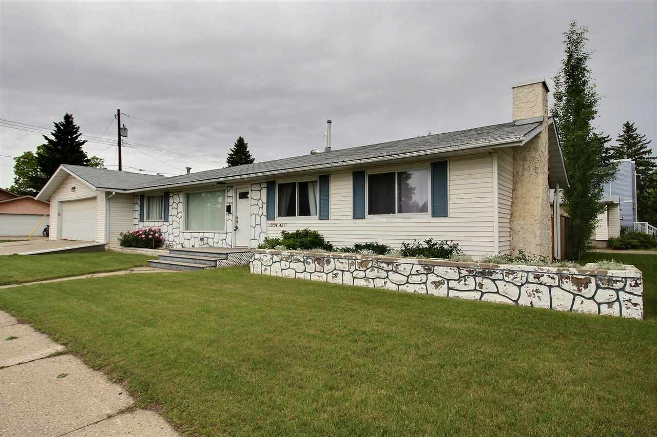 MLS® listing #E4170108 for sale located at 12104 42 Street