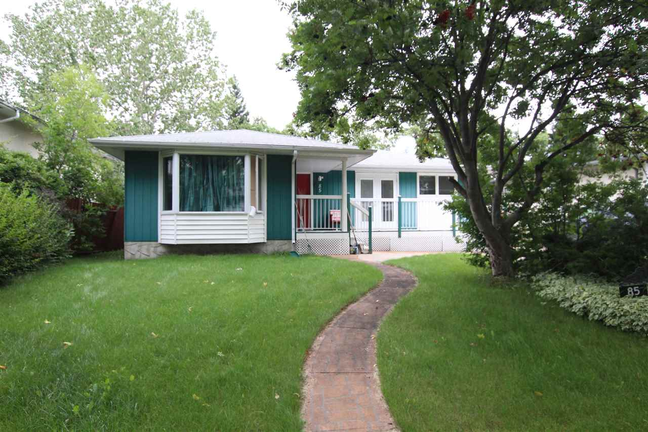 MLS® listing #E4170113 for sale located at 85 FENWICK Crescent