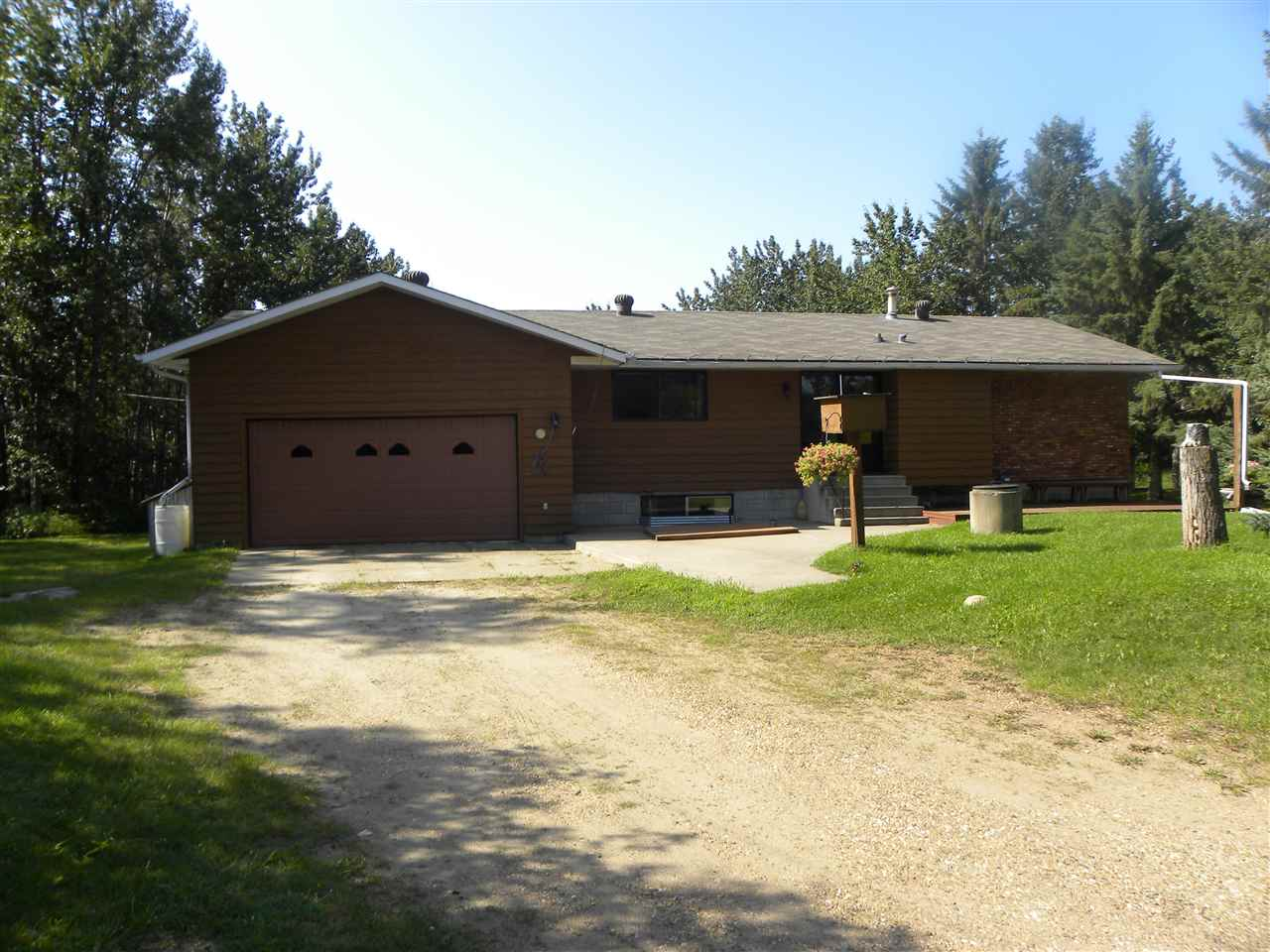 MLS® listing #E4170122 for sale located at 78 51404 Range Road 264
