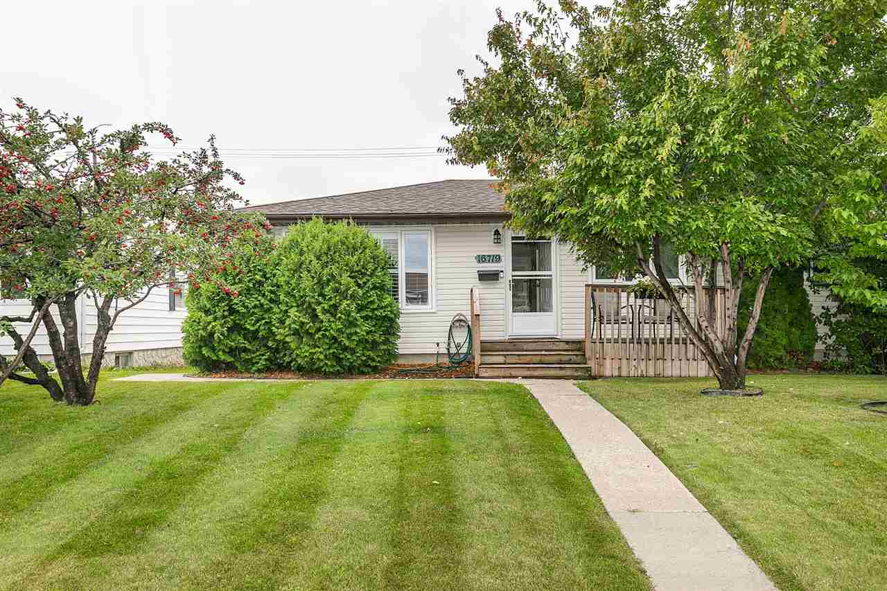 MLS® listing #E4170135 for sale located at 16719 79A Avenue