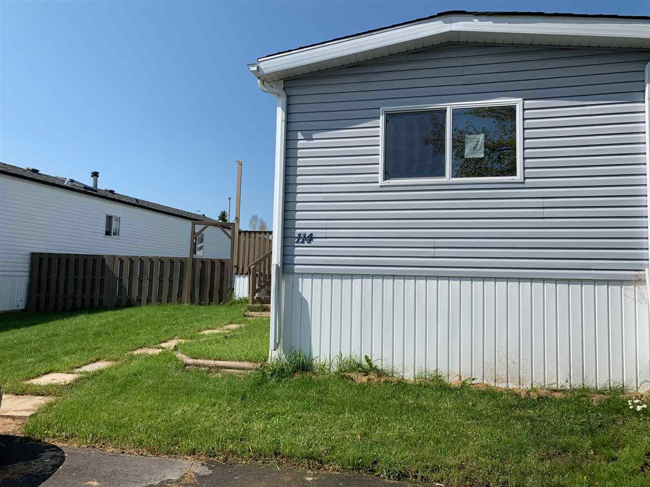 MLS® listing #E4170142 for sale located at 114 53222 Range Road 272