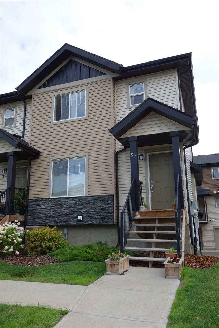 MLS® listing #E4170149 for sale located at 53 12004 22 Avenue