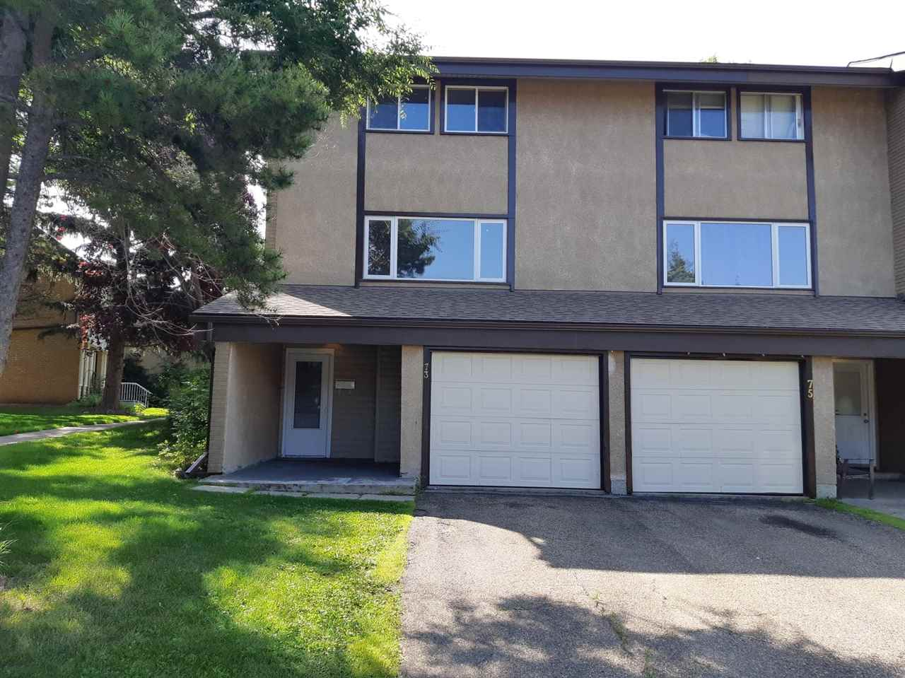 MLS® listing #E4170164 for sale located at 73 Grandin Village