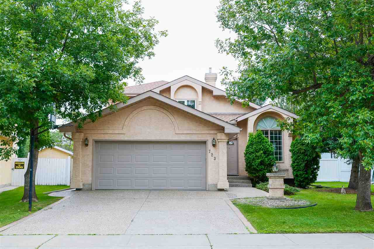 MLS® listing #E4170178 for sale located at 723 HENDRA Crescent