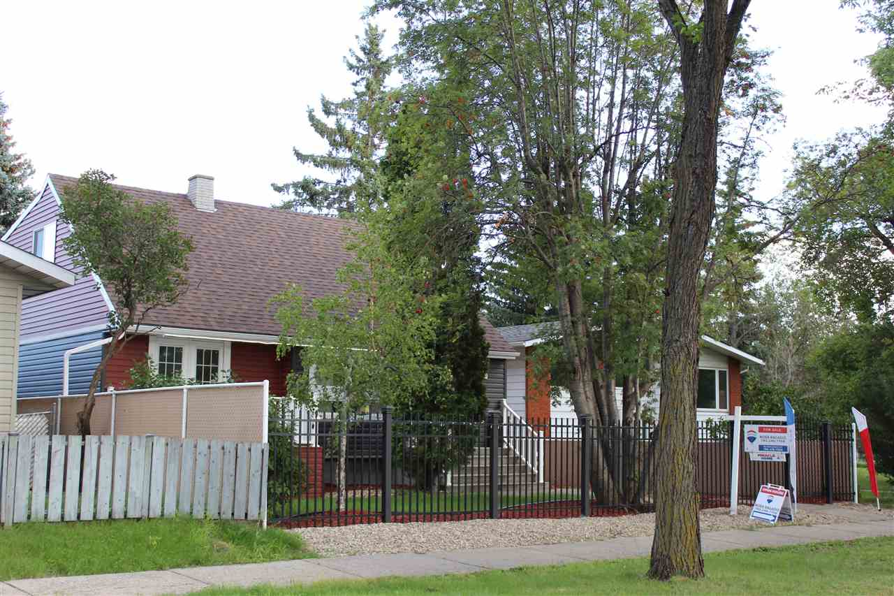 MLS® listing #E4170179 for sale located at 12835 120 Street