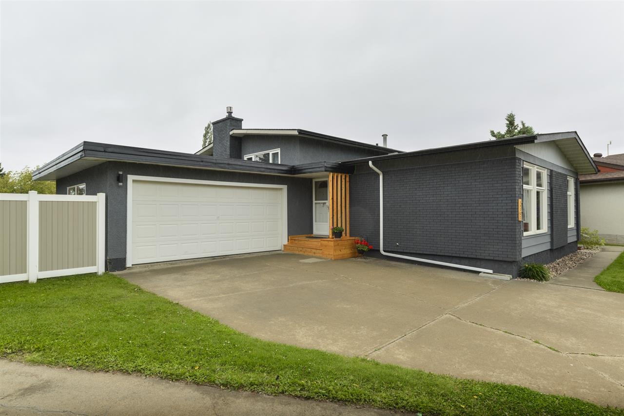 MLS® listing #E4170188 for sale located at 14727 117 Street