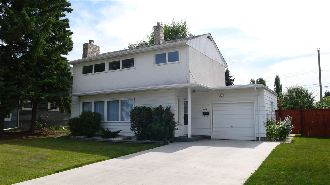 MLS® listing #E4170216 for sale located at 10761 65 Street