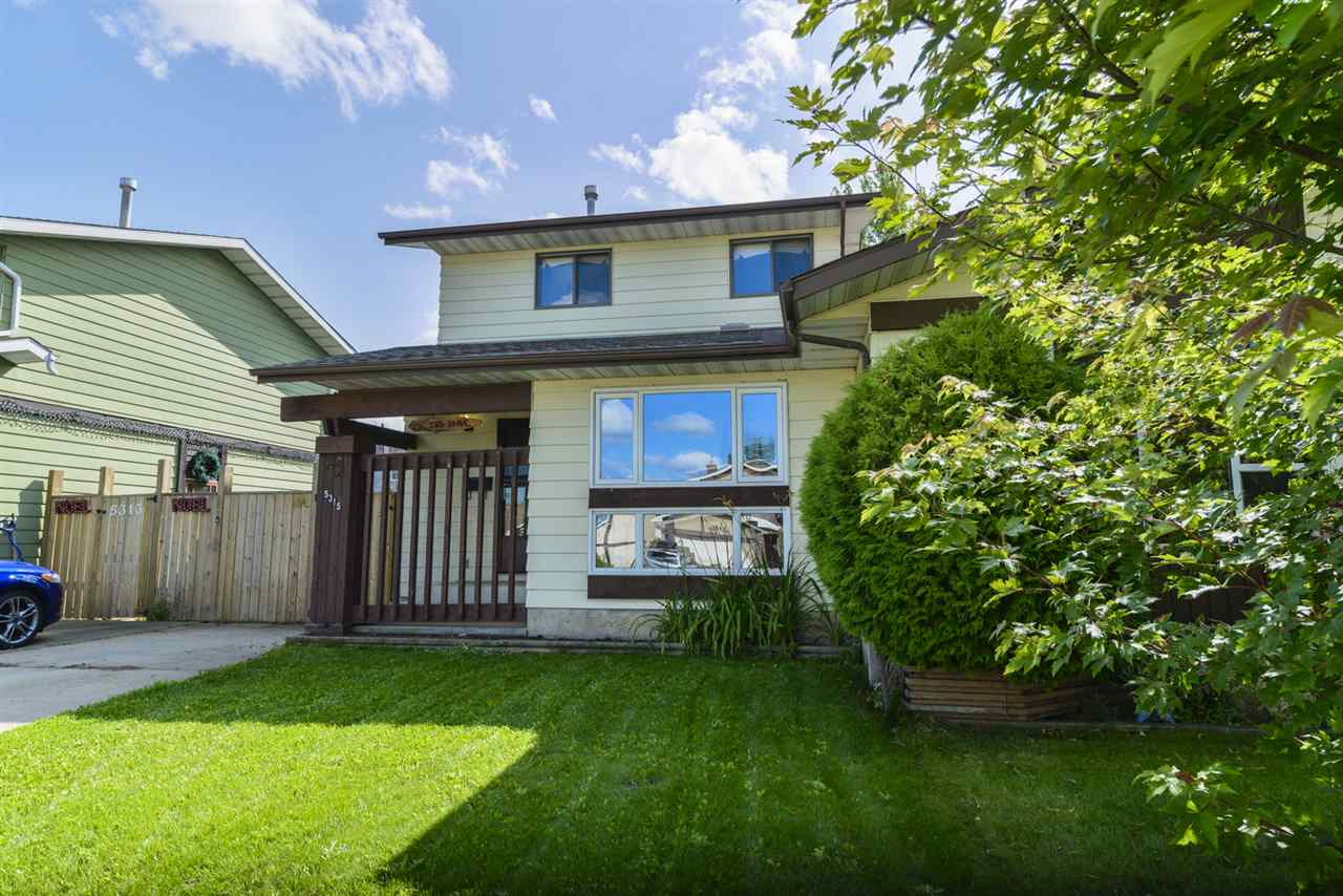 MLS® listing #E4170263 for sale located at 5315 39 Avenue