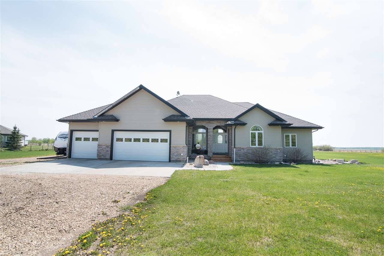 MLS® listing #E4170268 for sale located at 22411B TWP RD 510