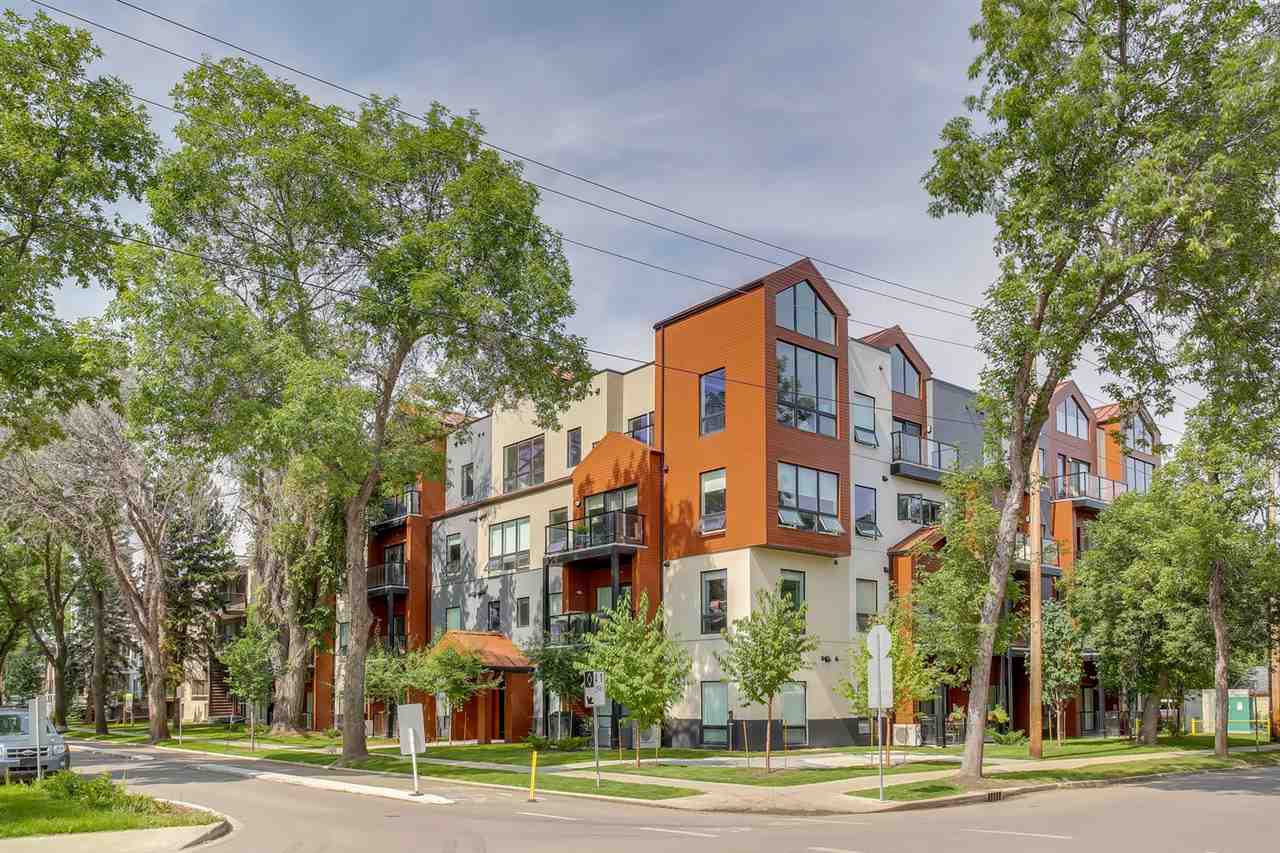 MLS® listing #E4170285 for sale located at 401 10006 83 Avenue