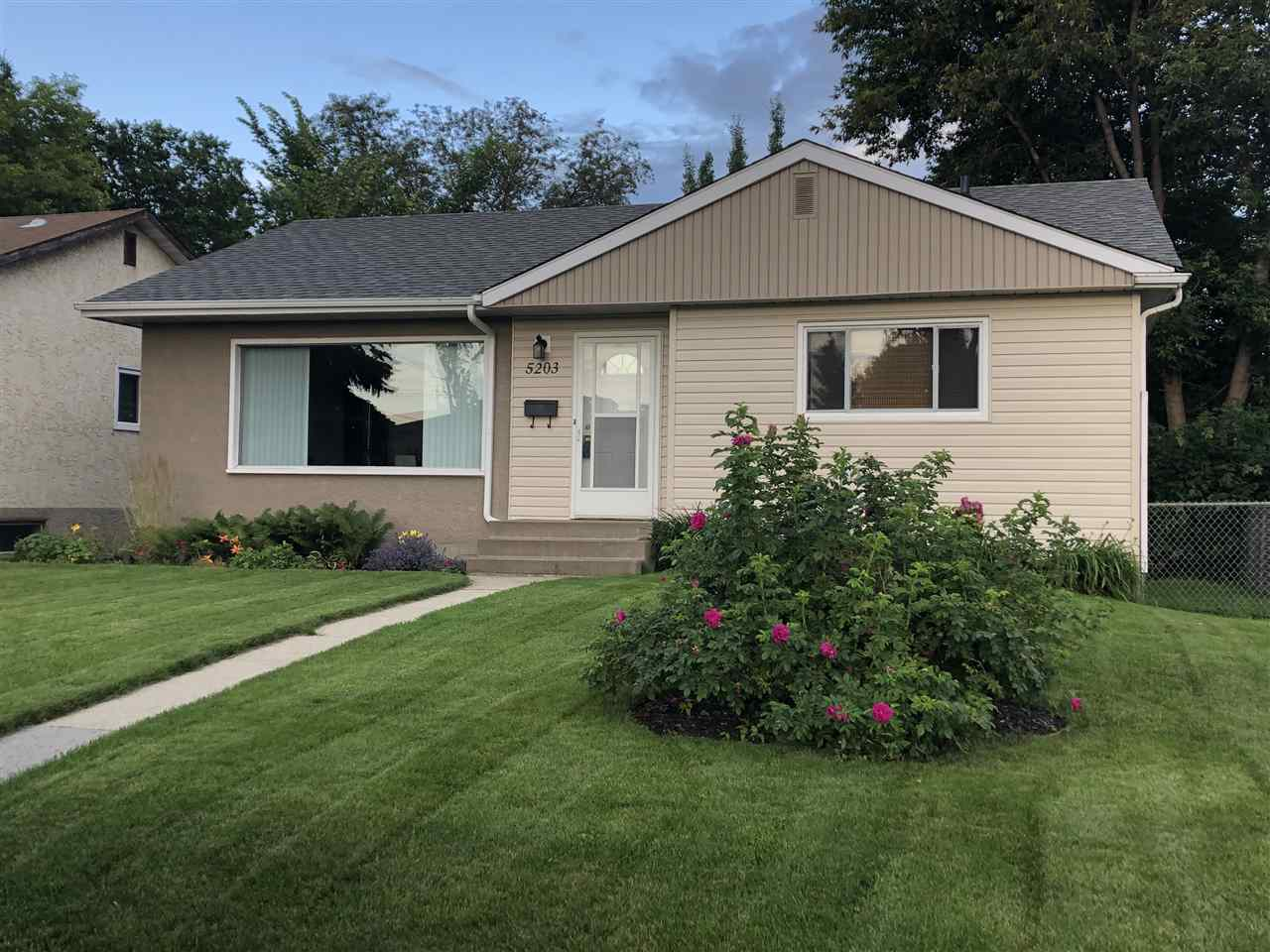 MLS® listing #E4170290 for sale located at 5203 106 Avenue