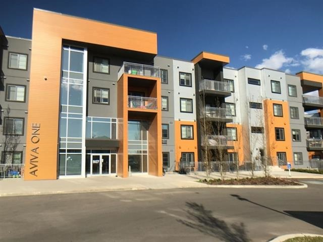 MLS® listing #E4170351 for sale located at 105 507 ALBANY Way