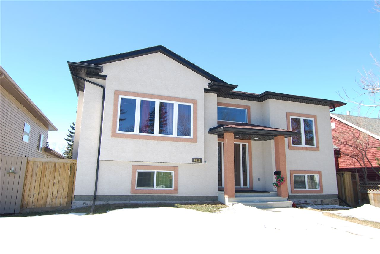 MLS® listing #E4170354 for sale located at 9818 154 Street