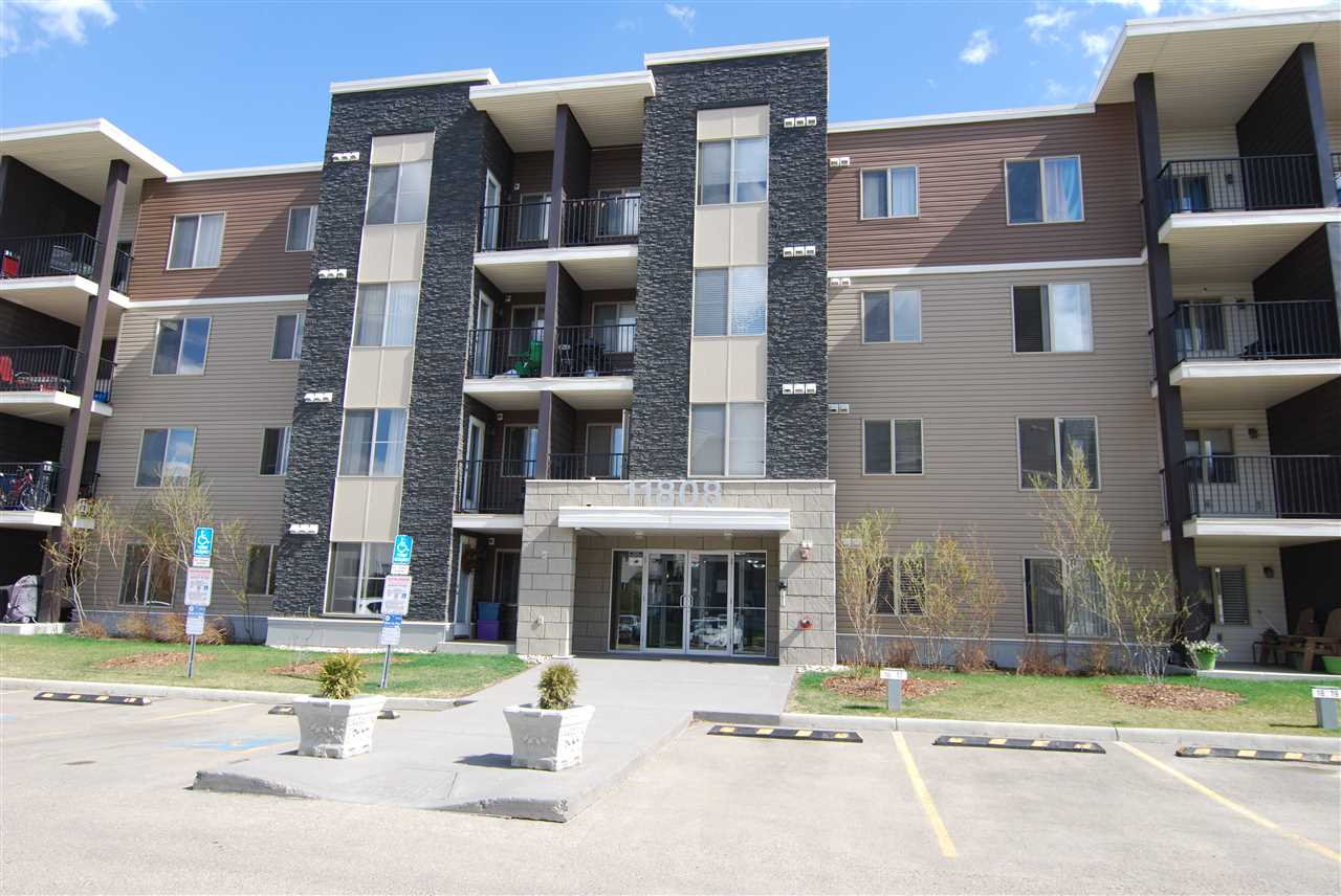 MLS® listing #E4170357 for sale located at 401 #401 11808 22 AVE