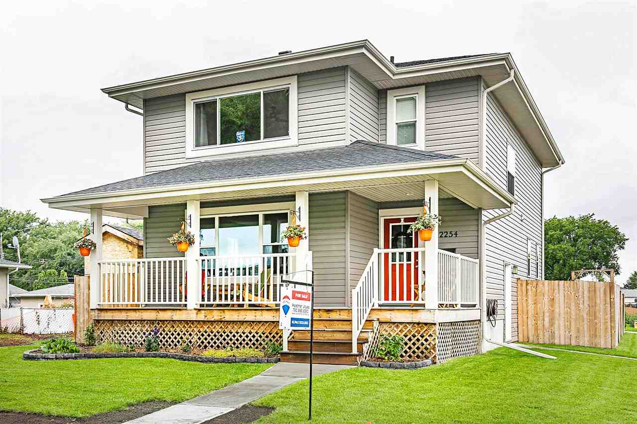 MLS® listing #E4170364 for sale located at 12254 55 Street