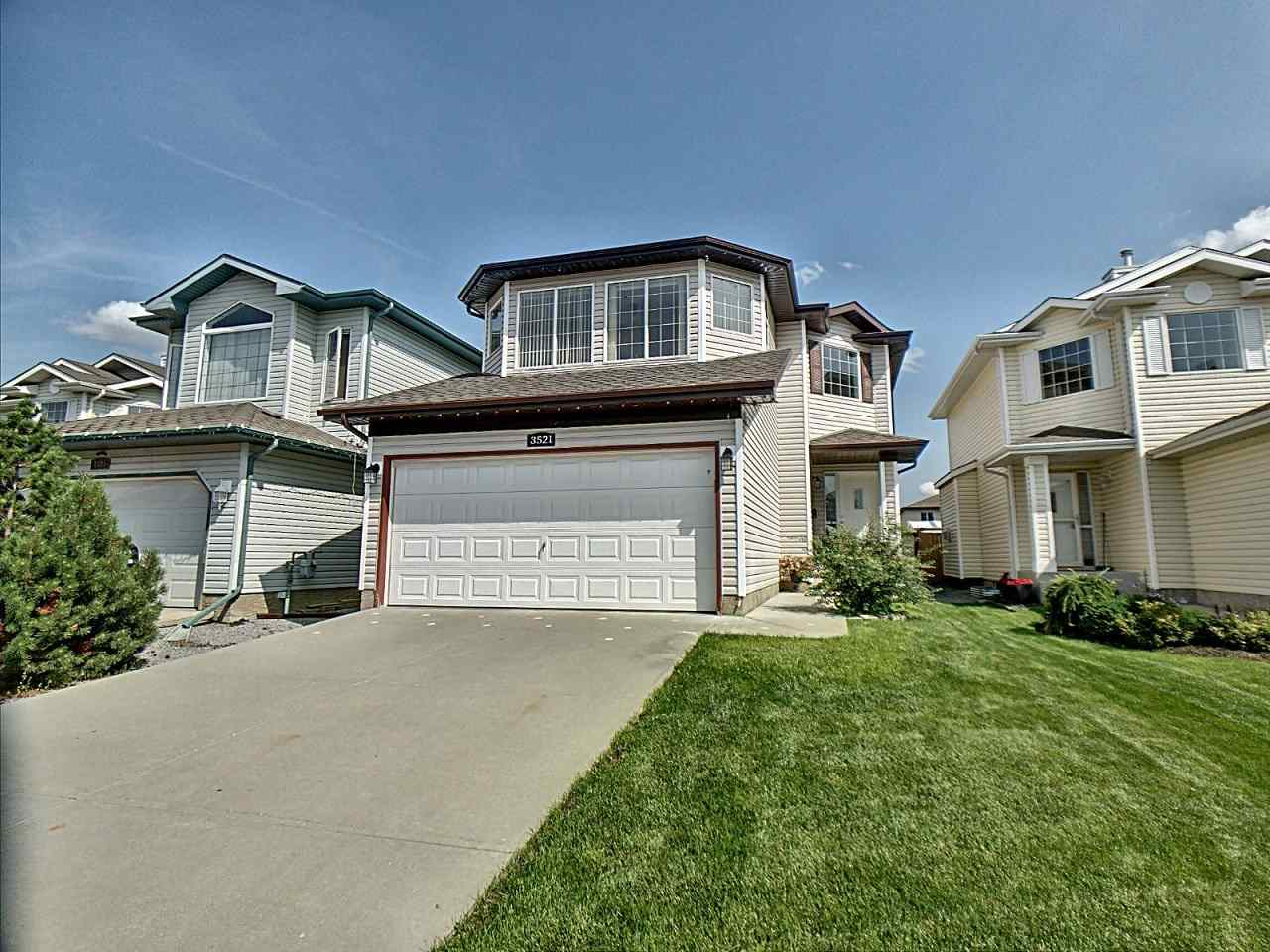 MLS® listing #E4170369 for sale located at 3521 20 Street
