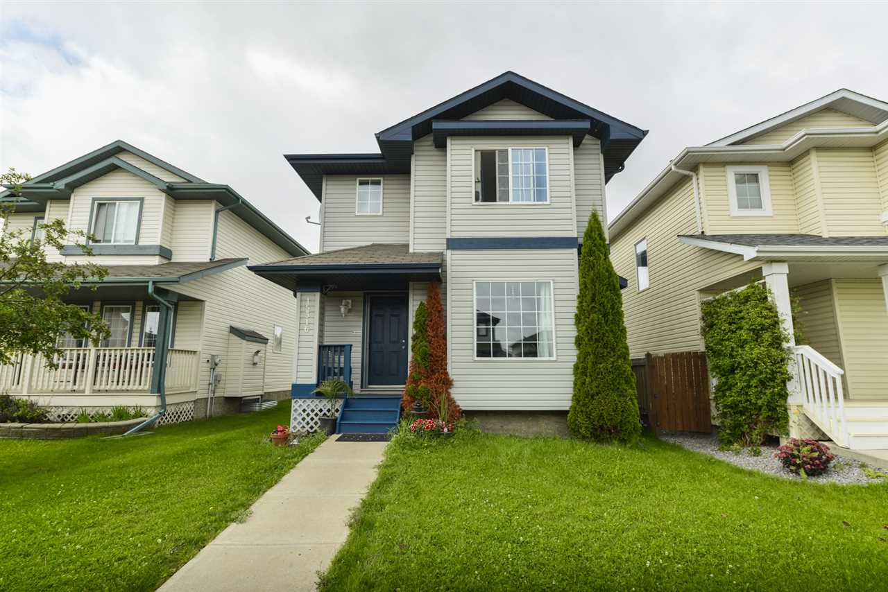 MLS® listing #E4170374 for sale located at 15316 138 Street