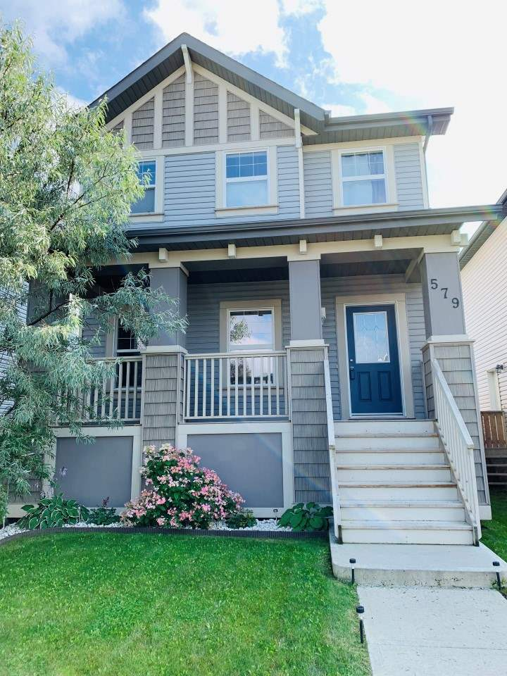 MLS® listing #E4170375 for sale located at 579 SONGHURST Way