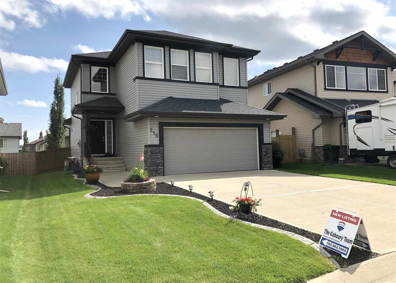 MLS® listing #E4170380 for sale located at 215 HENDERSON Link