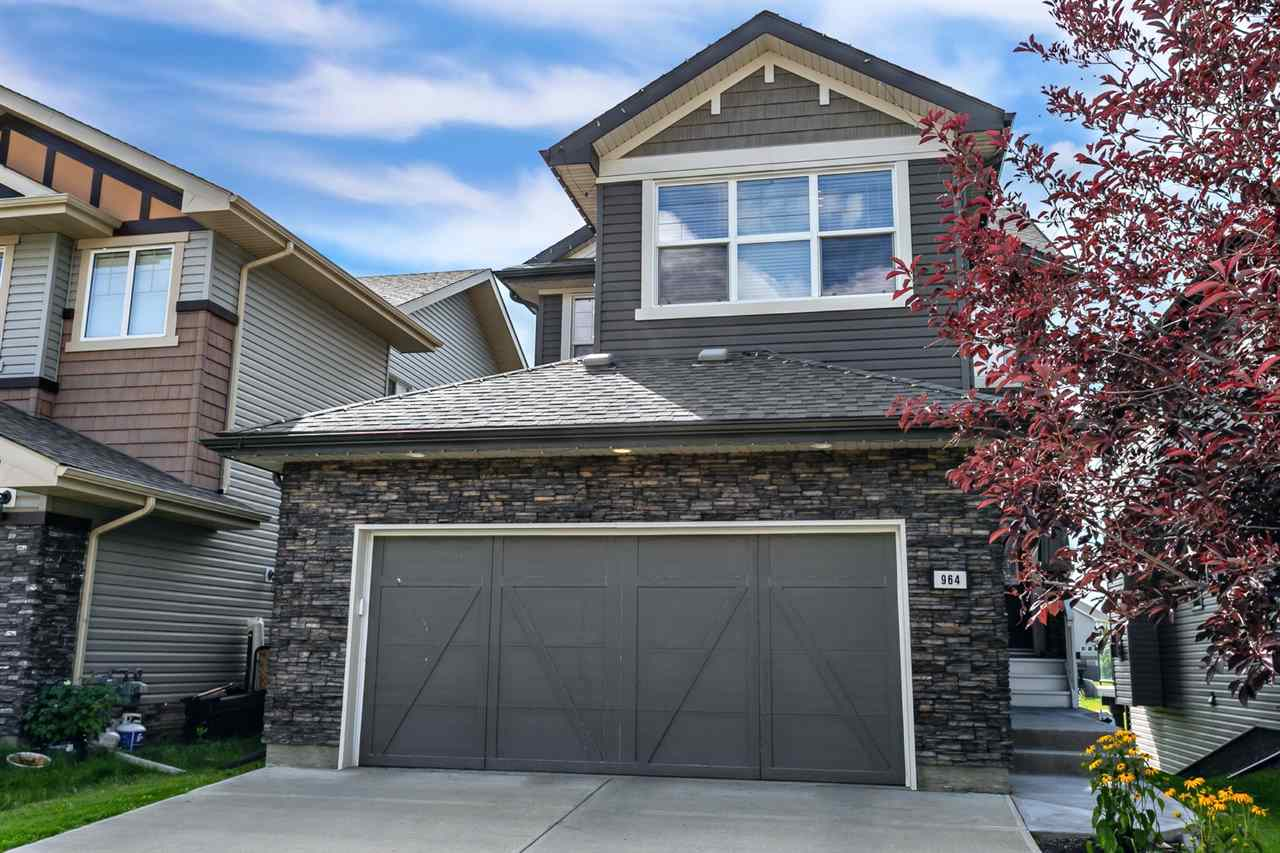 MLS® listing #E4170395 for sale located at 964 173 Street